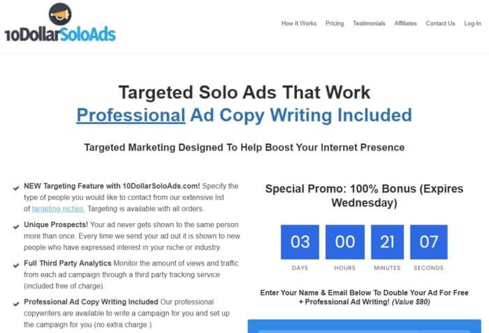 10DollarsSoloAds agencies