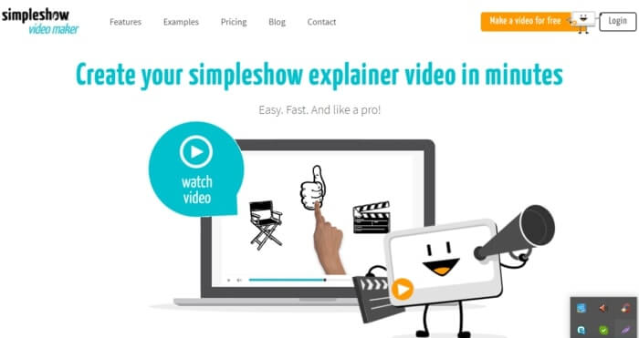 Simpleshow Doodle Video Maker