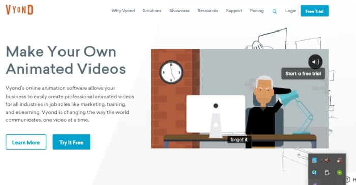 Vyond ( WhiteBoard Animation Software)